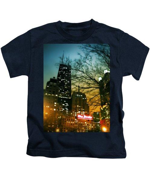 Drake Palmolive Hancock Kids T-Shirt