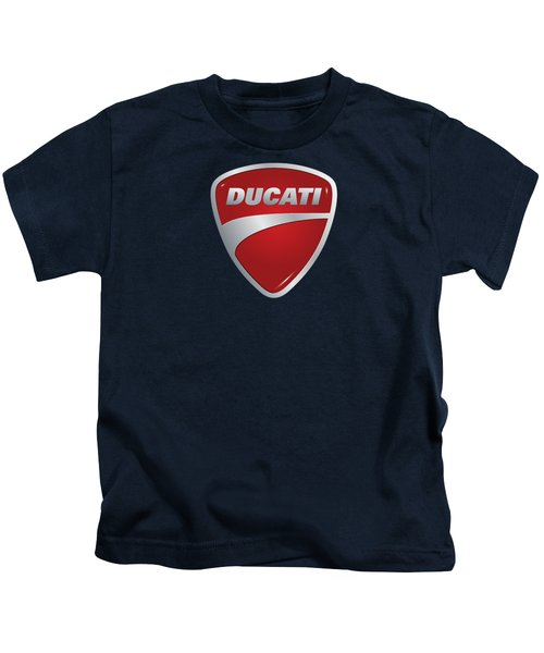 Ducati By Moonlight Kids T-Shirt