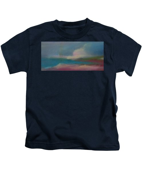 Dunes On The Horizon Kids T-Shirt