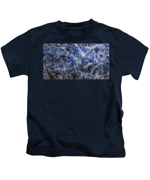 Earth Portrait 286 Kids T-Shirt