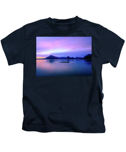 Elgol Sunset Kids T-Shirt