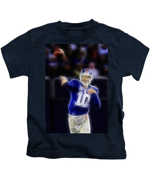 Eli Manning Kids T-Shirts | Fine Art America