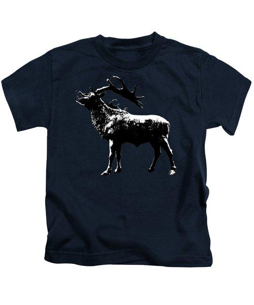 Elk Art Kids T-Shirt