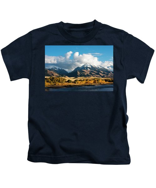 A Touch Of Paradise Kids T-Shirt