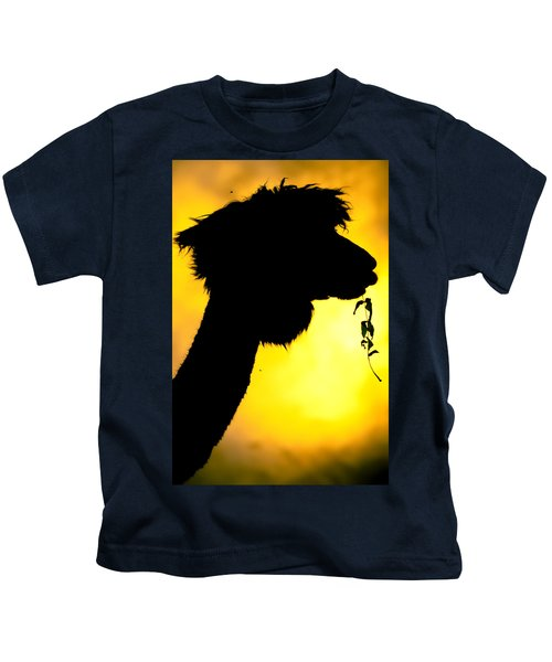 Endless Alpaca Kids T-Shirt
