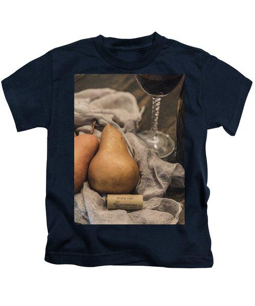 Enjoy Life Vertical Kids T-Shirt