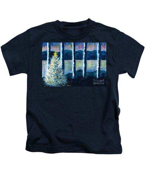 Enlightened Forest  Kids T-Shirt