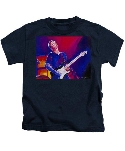 Eric Clapton - Crossroads Kids T-Shirt