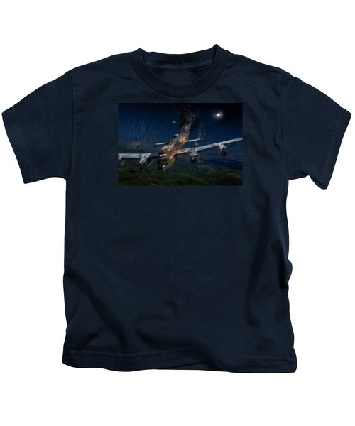 Escape At Mailly Kids T-Shirt