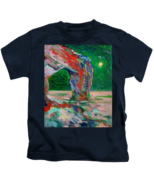 Etretat-6 Kids T-Shirt