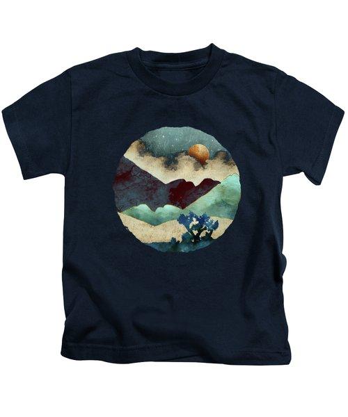 Evening Calm Kids T-Shirt