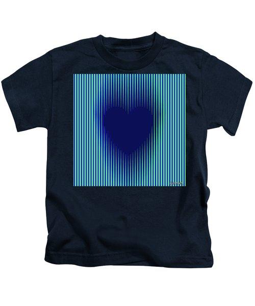 Expanding Heart 2 Kids T-Shirt