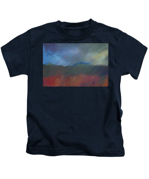 Explosion Nearby Kids T-Shirt