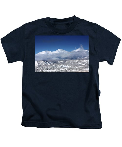 Faashavanowinter2 Kids T-Shirt