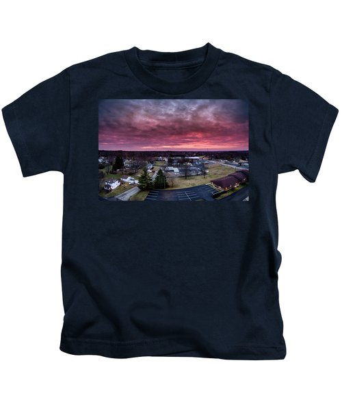 Fire Sky Kids T-Shirt
