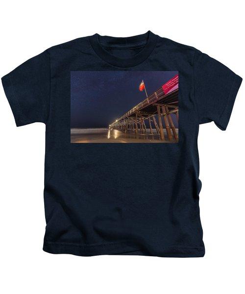 Flagler Beach Kids T-Shirt