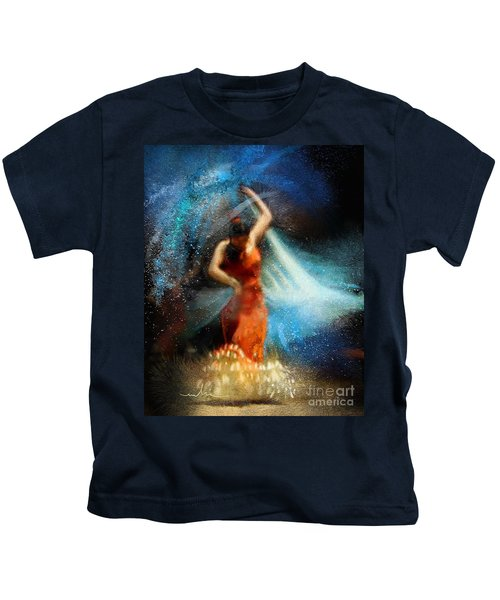 Flamencoscape 05 Kids T-Shirt