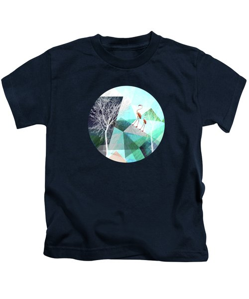 Flamingo P20 Kids T-Shirt