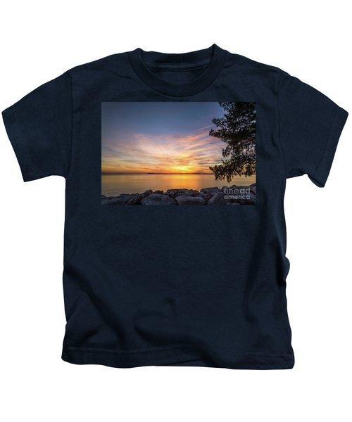 Florida Sunset #3 Kids T-Shirt