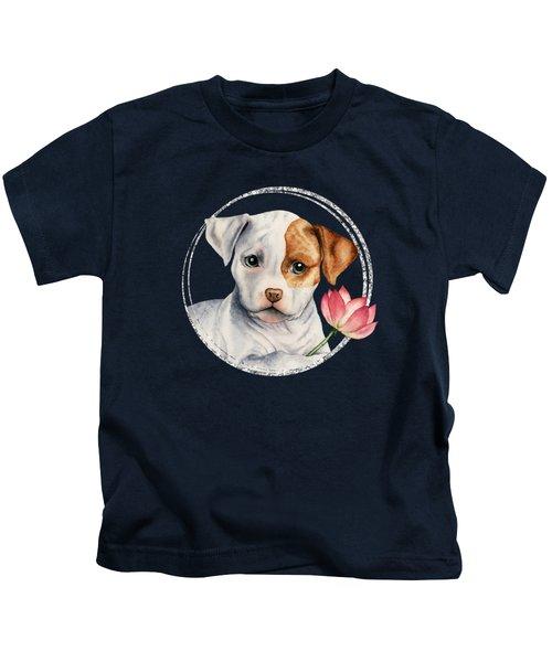 Flower Child 3 Kids T-Shirt