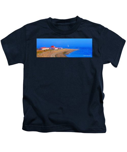Fort Flagler Kids T-Shirt