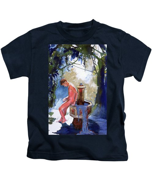 Fountain Kids T-Shirt