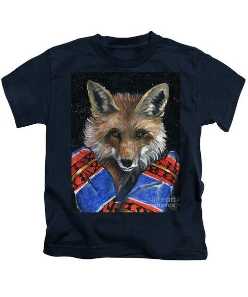 Fox Medicine Kids T-Shirt
