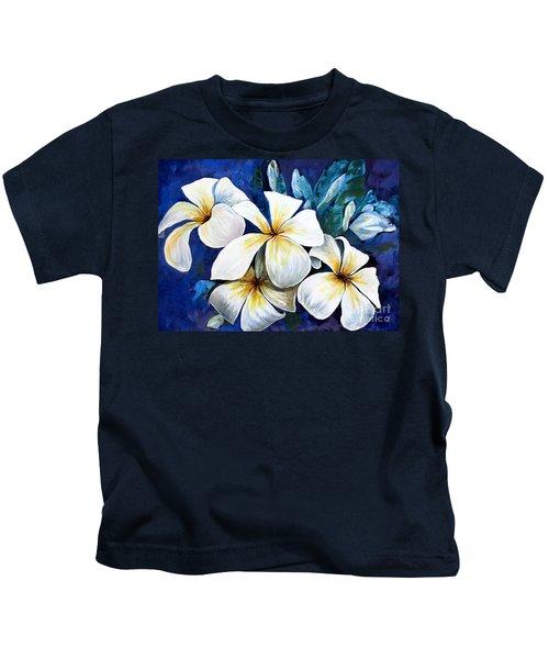 Frangipani Kids T-Shirt
