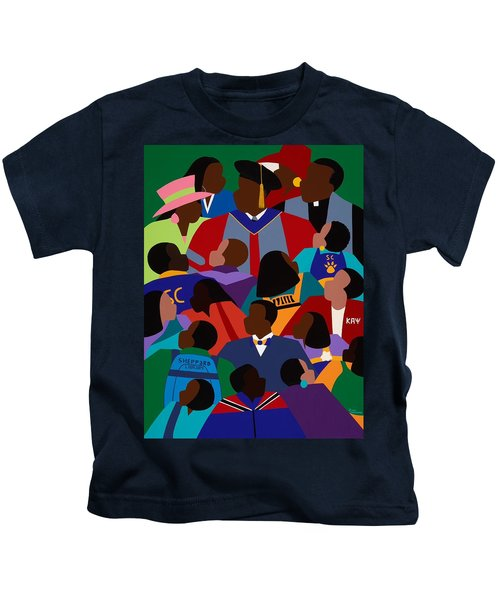 From Eminence To Excellence Kids T-Shirt