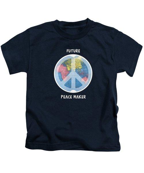 Future Peace Maker Kids T-Shirt