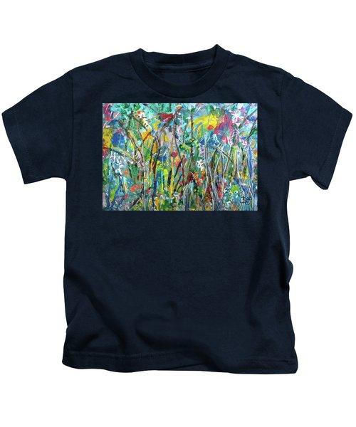 Garden Flourish Kids T-Shirt