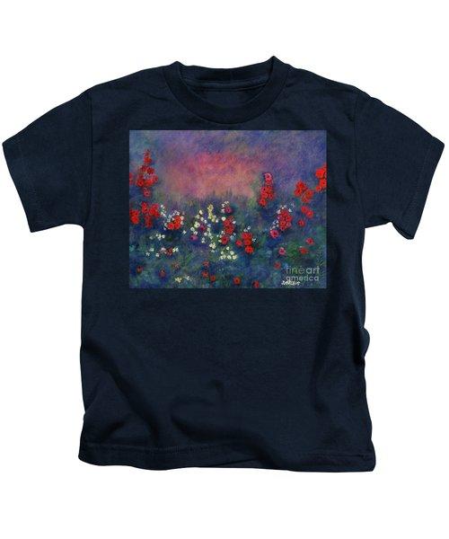 Garden Of Immortality Kids T-Shirt