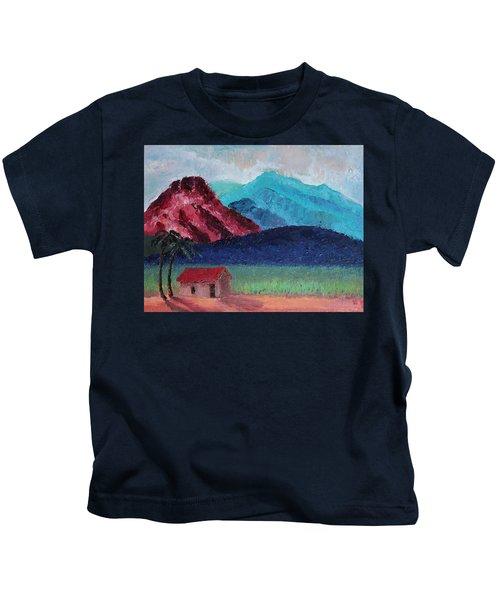 Gauguin Canigou Kids T-Shirt
