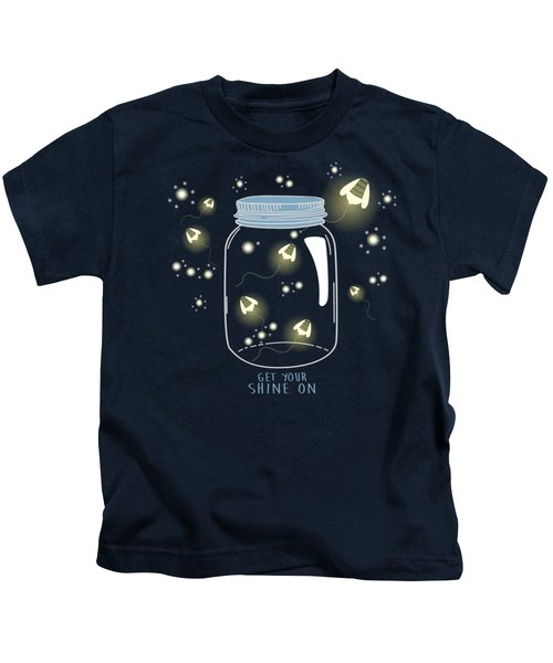 Get Your Shine On Kids T-Shirt