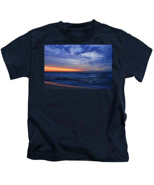 Good Morning - Jersey Shore Kids T-Shirt