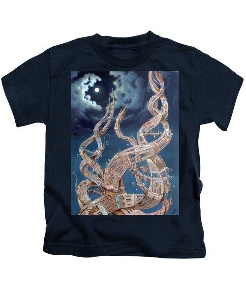Gothic Genome Kids T-Shirt