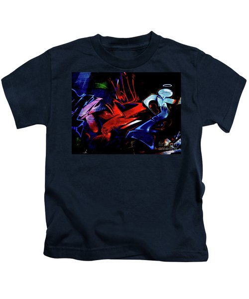 Graffiti_20 Kids T-Shirt