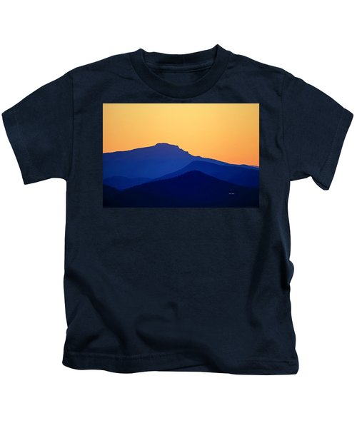Grandfather Sunset Kids T-Shirt