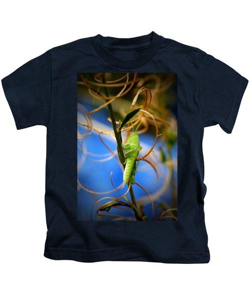 Grassy Hopper Kids T-Shirt