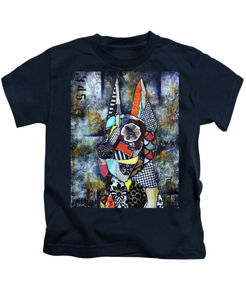 Great Dane Kids T-Shirt