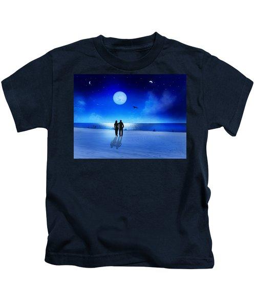 Night Blessings Kids T-Shirt