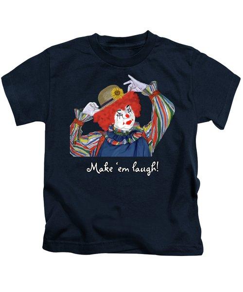 Happy Clown Kids T-Shirt