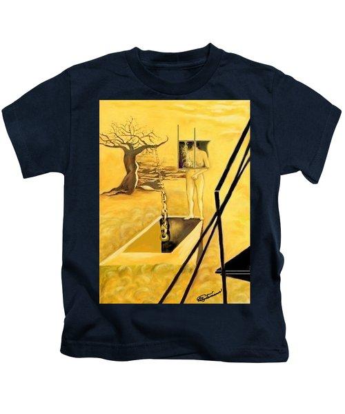 Haunted Dreams Kids T-Shirt