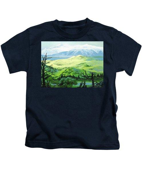 Hawk Meadows Kids T-Shirt