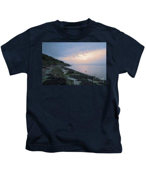 Hazy Sunset Kids T-Shirt