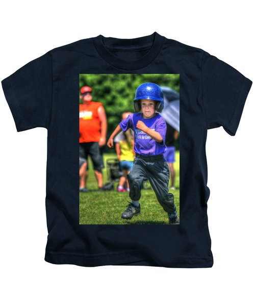 Headed For Home 1817 Kids T-Shirt
