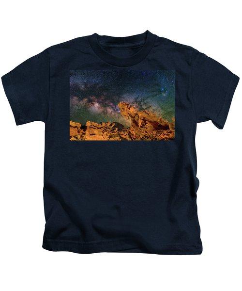 Heavenly Horses Kids T-Shirt
