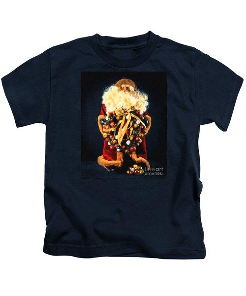 Here Comes Santa Kids T-Shirt
