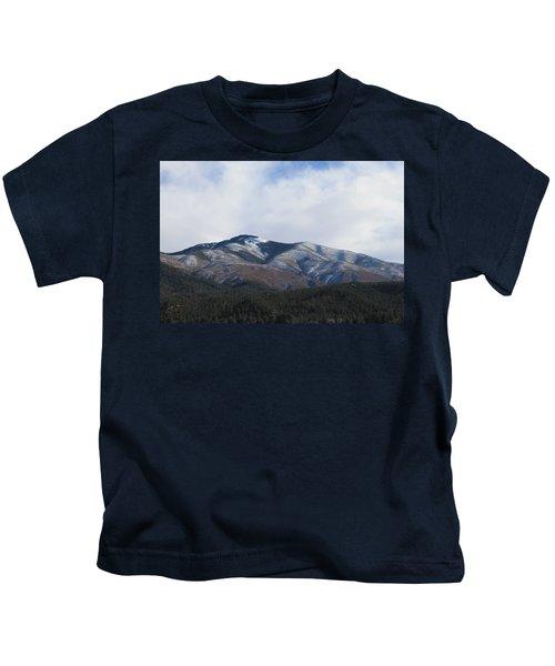 Hills Of Taos Kids T-Shirt