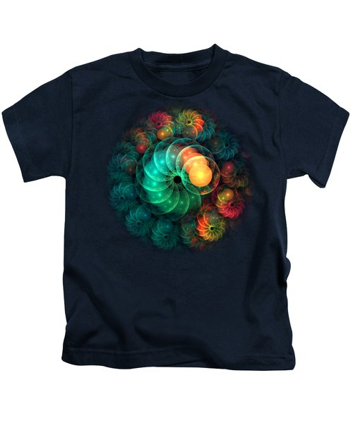 Holiday Spirit Kids T-Shirt